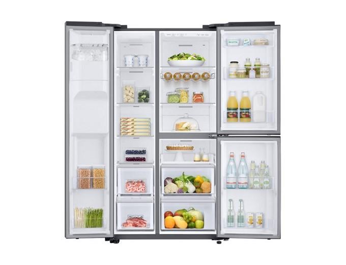 Samsung RS68 FlexZone, le réfrigérateur américain qui double le temps de fraicheur