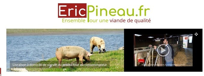 Eric Pineau, un éleveur 2.0 qui livre l'excellence de la viande dans toute la France