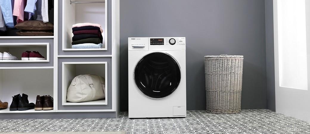 Haier Direct Motion, lave-linge innovant et tout en silence