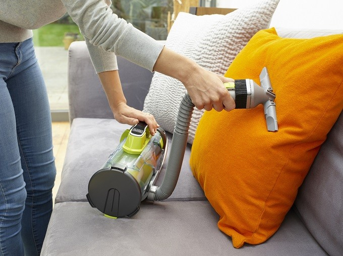 Black + Decker Multipower, l'aspirateur balai Anti Allergie