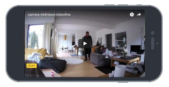 Les caméras connectées, ou comment surveiller son domicile avec son smartphone