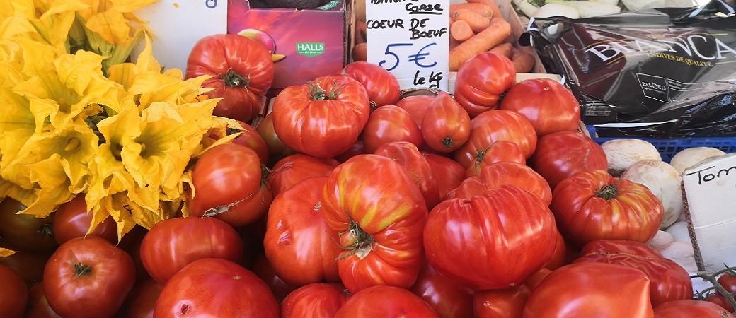 La tomate est de saison, et il ne faut pas s'en priver