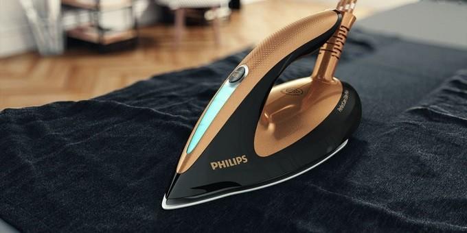 Philips PerfectCare Elite Plus, une centrale vapeur intelligente qui repasse sans réglages