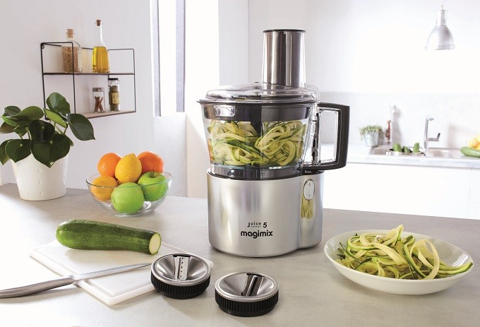 Magimix lance Juice Expert 5,  plus polyvalent, et annonce un Cook Expert plus intelligent !