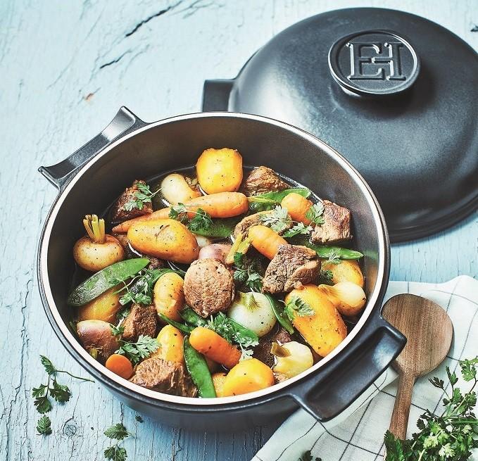 Emile Henry Delight, rondeur et  générosité pour cuisine authentique