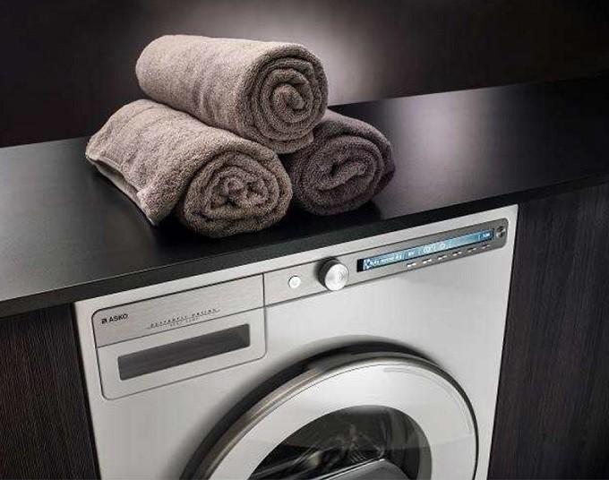 Asko T409HS.W Logic, le sèche-linge qui défroisse à douce vapeur