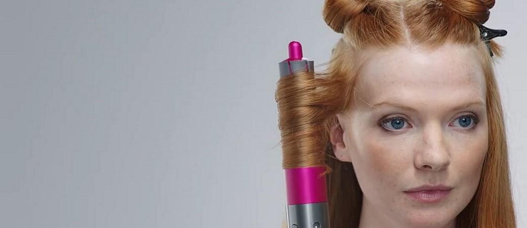 """Dyson Airwrap, un styler """"aérien"""" pour boucler, lisser, onduler sa chevelure"""