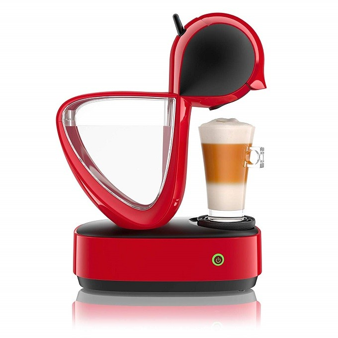 Dolce Gusto Infinissima, Krups opte pour un design audacieux
