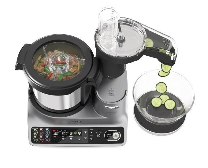 kCook Multi Smart, le meilleur de la cuisine connectée par Kenwood