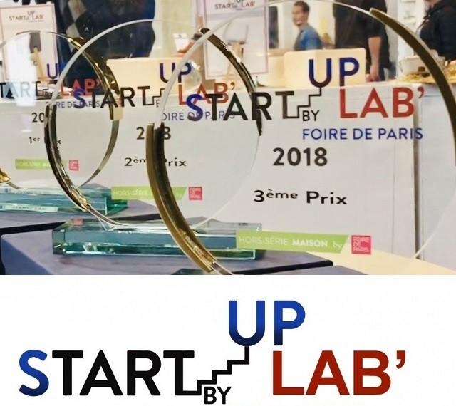 Qui sont les lauréats du premier Start-Up Lab' de la Foire de Paris  ?