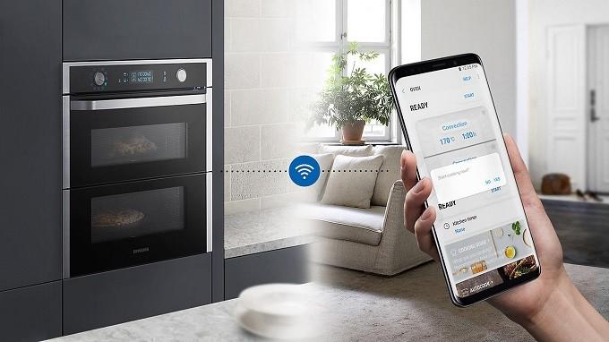 Samsung Dual Cook Flex, un four unique qui se dédouble pour vous