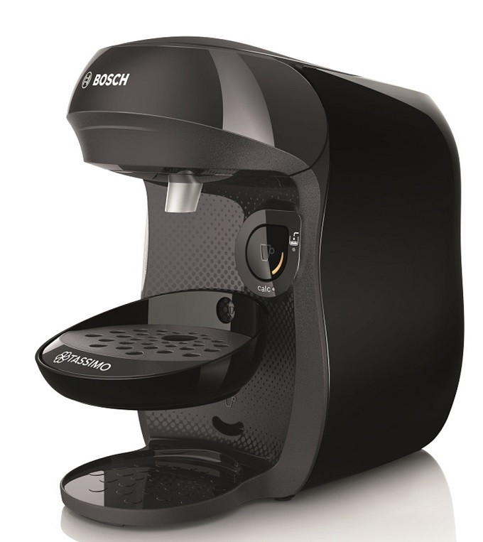 Bosch Tassimo Happy : multiboissons, pétillante et ultra simple