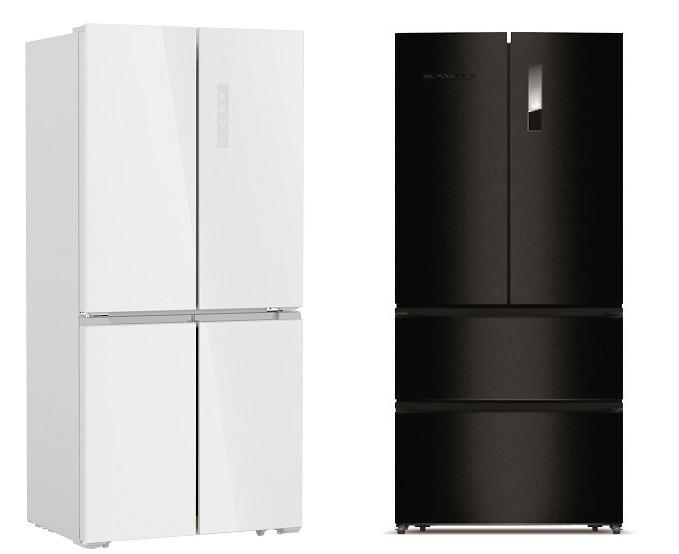Réfrigérateurs Schneider  : grande capacité et design contemporain