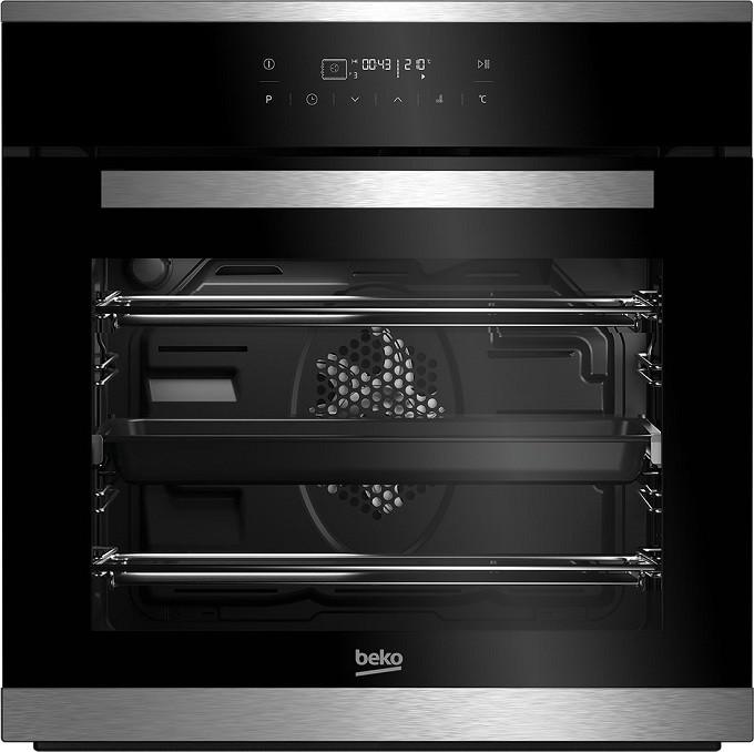 Avec ProChef, le four Beko assure une chaleur et une cuisson parfaitement homogènes