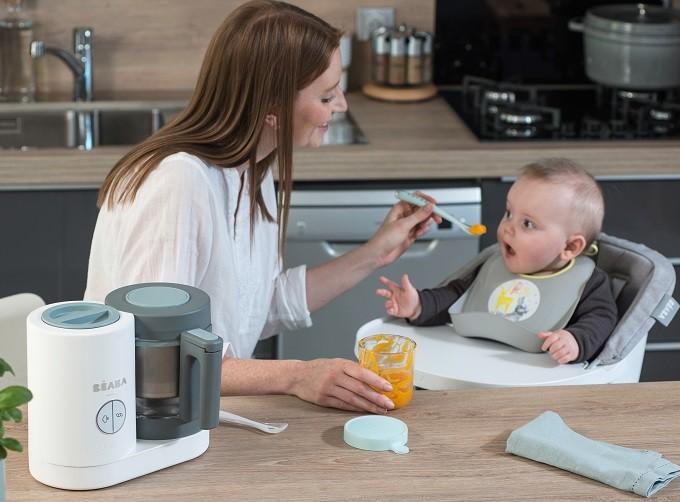 Béaba Babycook Néo, le robot culinaire  made in France  pour bébé