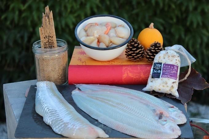 Pêché Maison, le poisson français et frais livré à domicile