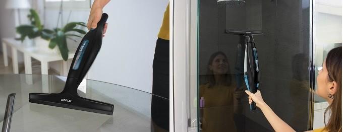 Polti Forzaspira AG220 Plus, le nettoyeur de vitres qui a le bras long