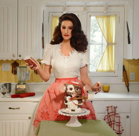 Les frissons culinaires et gourmands de Christine McConnell