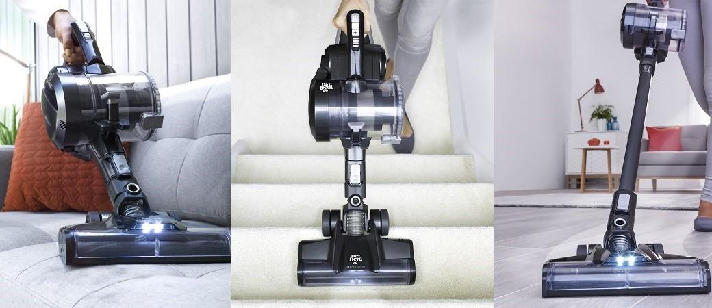 dirt devil blade 2 max pour aspirer longtemps et partout. Black Bedroom Furniture Sets. Home Design Ideas
