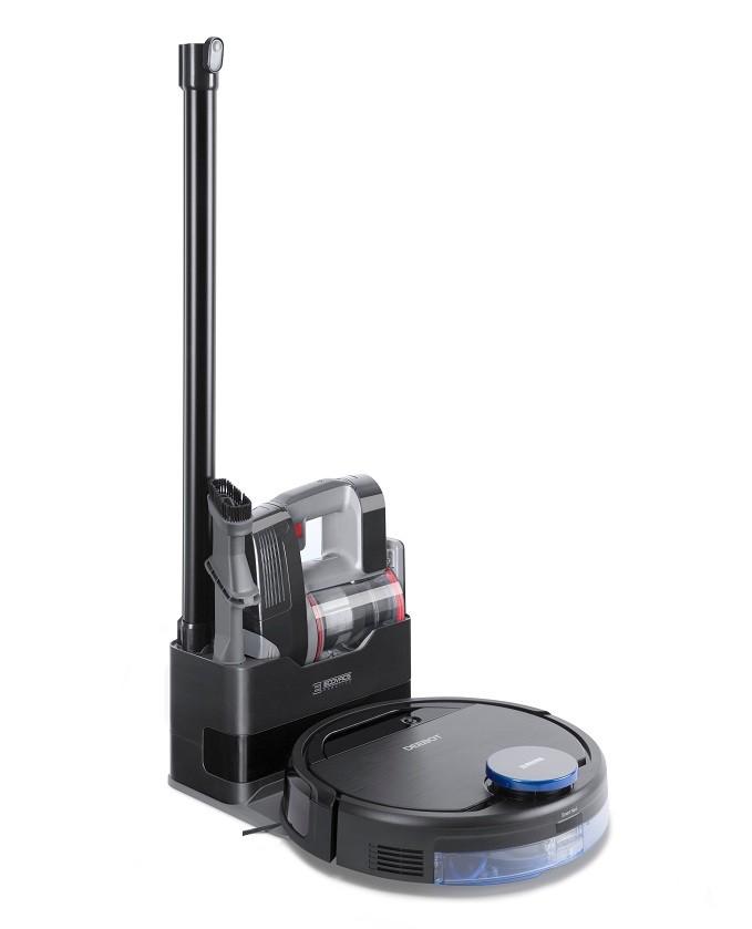 Ecovacs Deebot Pro 930 : plus qu'un aspirateur-robot, une station de nettoyage de la maison