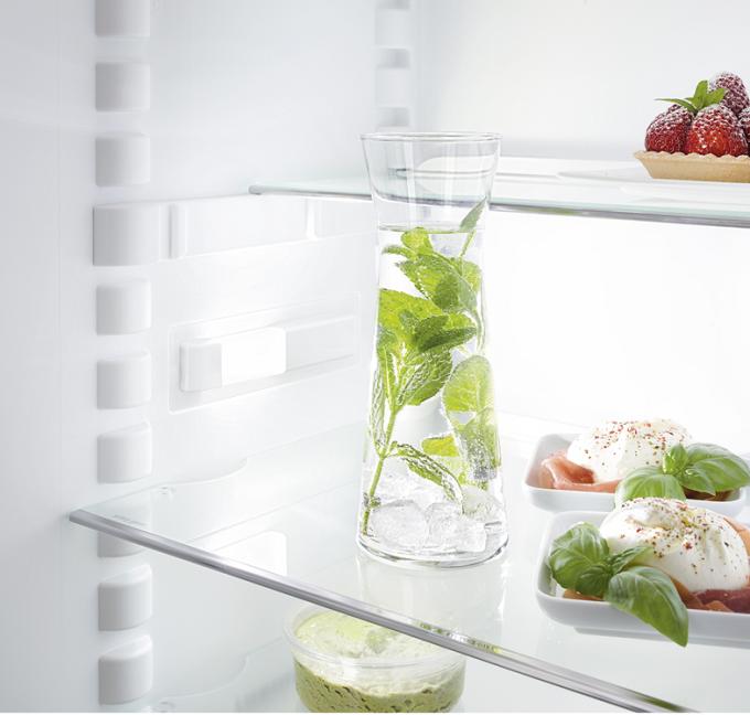 Liebherr ICP 3334-21, le réfrigérateur combiné proche du silence absolu