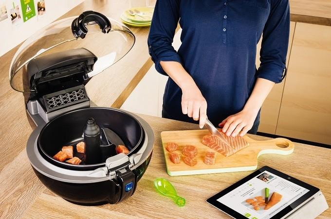 Seb ActiFry Smart XL, une friteuse sans huile intelligemment connectée