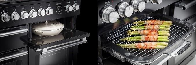 Piano de cuisson Falcon Nexus SE 110, contemporain et complet