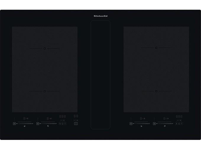 KitchenAid KHIVF 90000, table de cuisson induction et ventilée