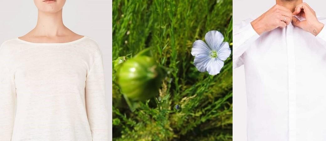 Conouco, des vêtements en lin naturel, écologiques, chics et français