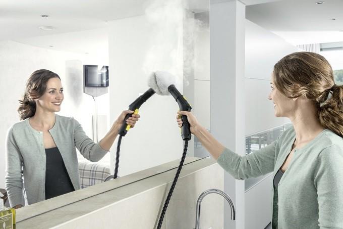 Kärcher SC3 Easy Fix, nettoyeur vapeur multi surfaces
