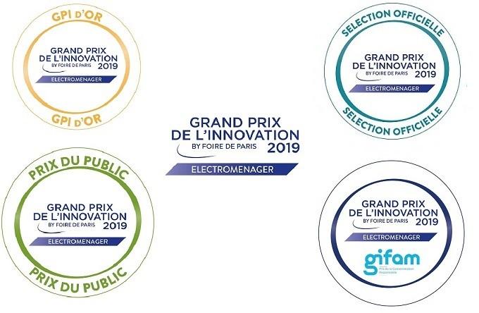 Foire de Paris 2019 : la sélection du Grand Prix de l'Innovation Electroménager