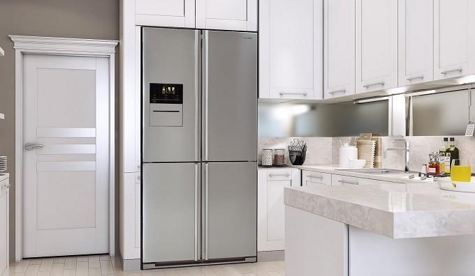 Réfrigérateur Sharp VacPac Pro avec mise sous vide : emballez, c'est préservé