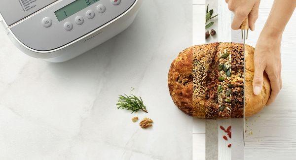 Panasonic Croustina, une machine qui promet du pain maison bien doré