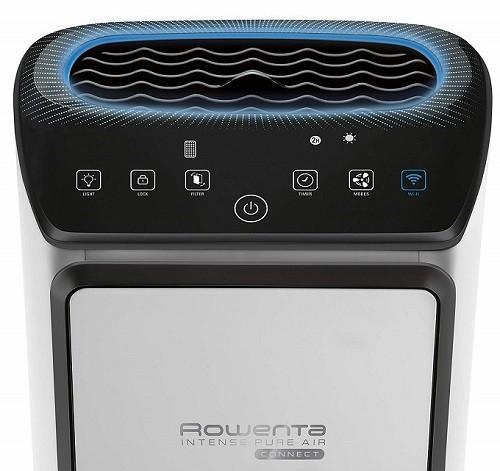 Rowenta Pure Air Connect Intense, le purificateur d'air toutes options