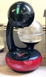 Krups Esperta, la première machine connectée de Dolce Gusto