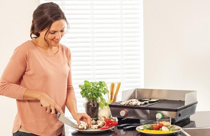La plancha selon Riviera & Bar, de multiples choix pour une cuisson parfaite