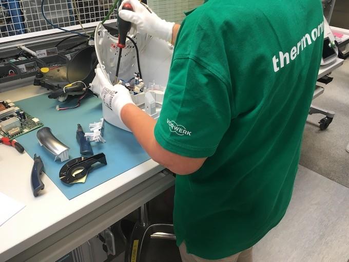 Reportage : visite de la Semco, l'usine qui fabrique le Thermomix TM6 en France
