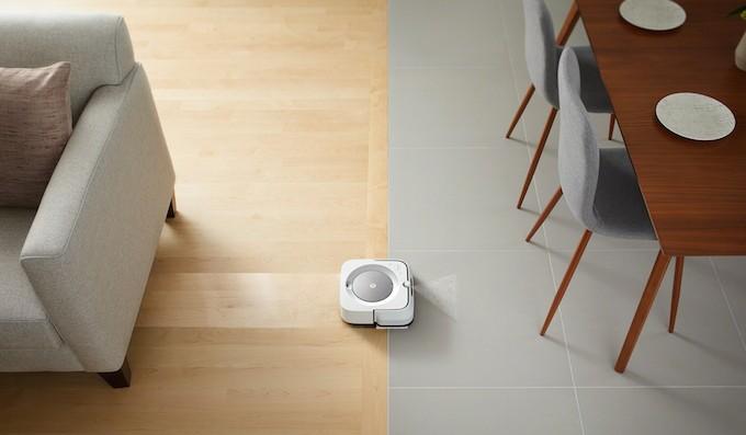iRobot Braava Jet m6, le robot laveur de sols auquel il ne manque rien