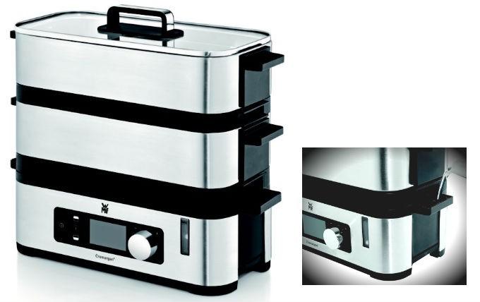 WMF KITCHENminis, pour goûter aux vertus de la vapeur dans les petites cuisines