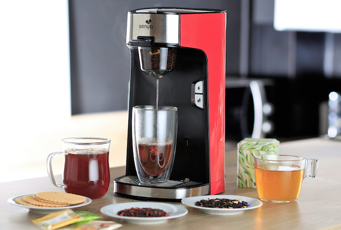 Senya Tea Time, la machine à thé simple et jolie
