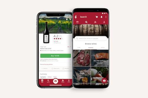 Choisir les bons vins avec son smartphone, quelles sont les meilleures applications ?