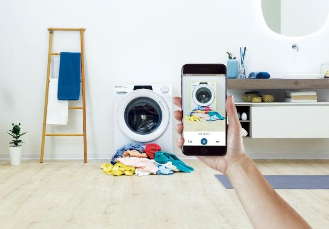 Candy RapidÓ, des lave-linge rapides, confortables et faciles à utiliser