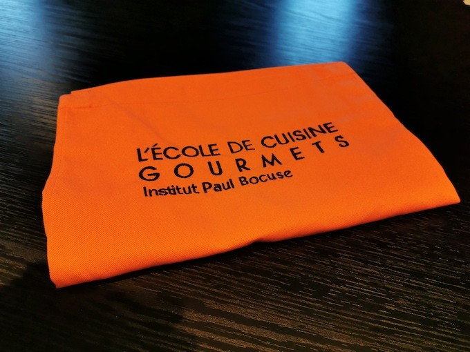 Gastronomie : l'Institut Paul Bocuse forme la relève de Monsieur Paul