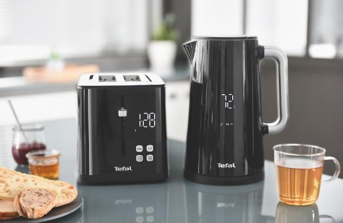 Tefal Smart & Light, une bouilloire à température réglable