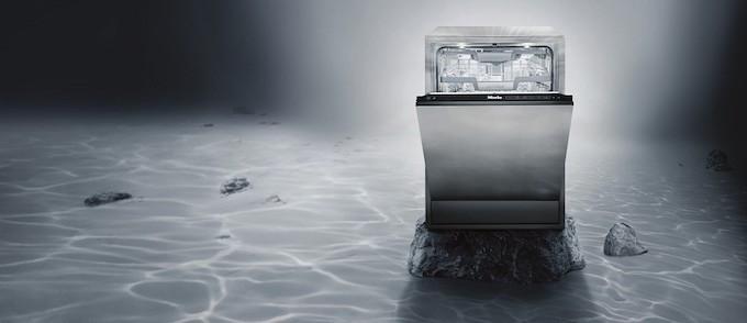 Miele AutoDos, le lave-vaisselle autonome et intelligent