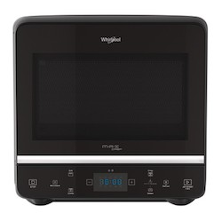 Whirlpool MAX49MB : un four micro-ondes compact, stylé et polyvalent