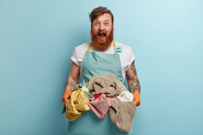 Bien repasser : tout commence avec le lavage et le séchage