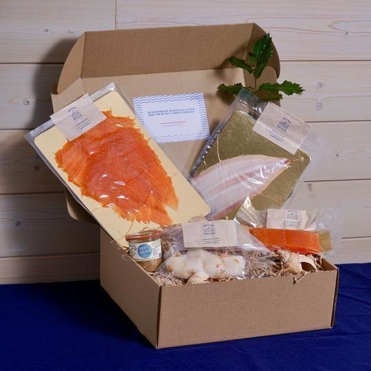 Les coffrets gourmands de Pêché Maison, pour un poisson frais et français