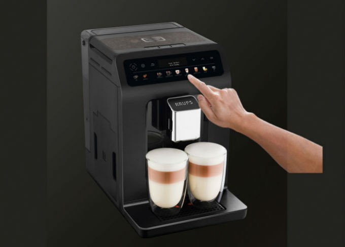 Krups Evidence One, un robot café simple à utiliser et à entretenir