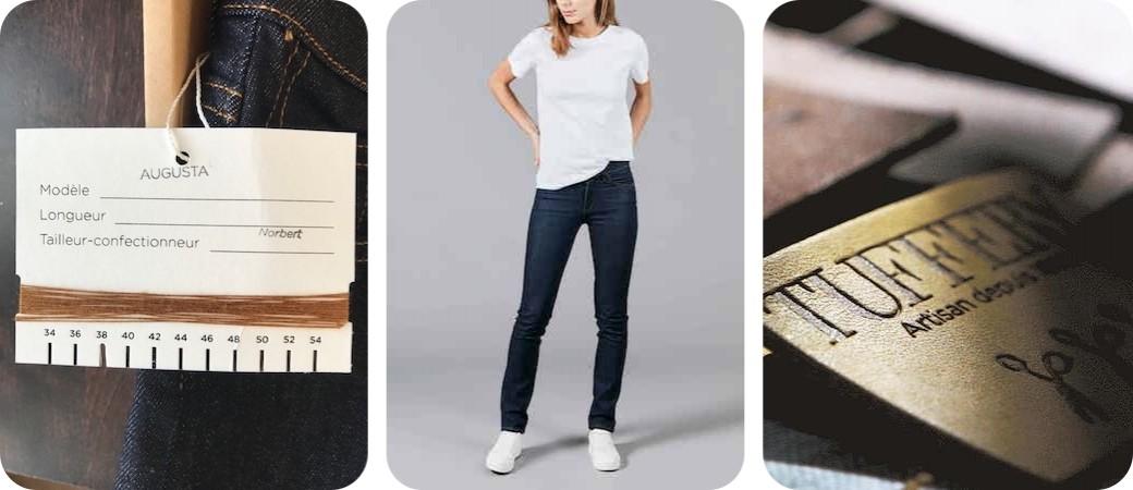 Atelier Tuffery, le jean fait en France qui se porte bien